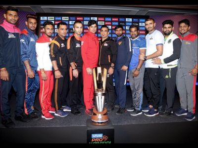 Pro Kabaddi League seventh season begins today