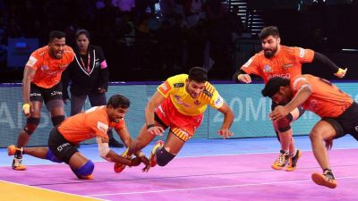 These 12 teams will be in the Seventh season of Pro Kabaddi League