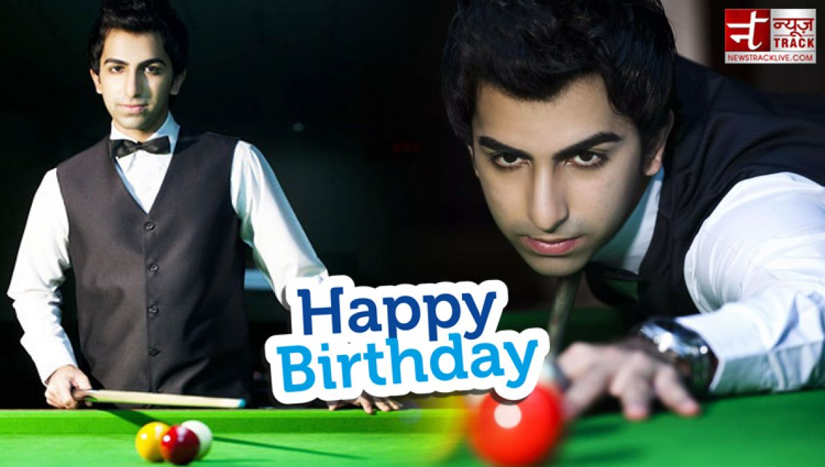 Birthday Special: Snooker's Most Famous Face Is Pankaj Advani, Many Reinventing awarded on his Names