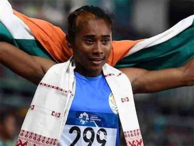 Hima Das thanks fans for support, Now aiming for this championship