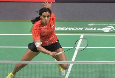 PV Sindhu and Sai Praneeth reach quarterfinals at Japan Open