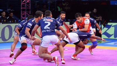 This team reached the top rank with consecutive victories in PKL 2019
