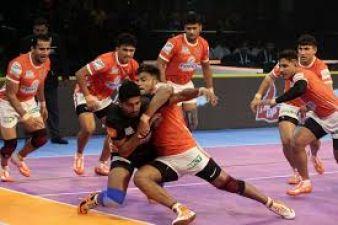 U Mumba vs Puneri Paltan: U-Mumba's second consecutive victory