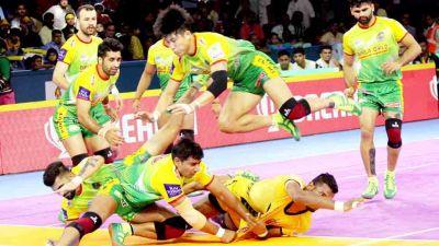 PKL 2019: Patna Pirates notch a narrow win against Tamil Thalaivas