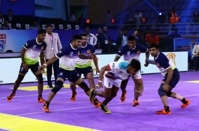 IPKL: Bangalore Rhinos defeated Pune pride in a thrilling contest
