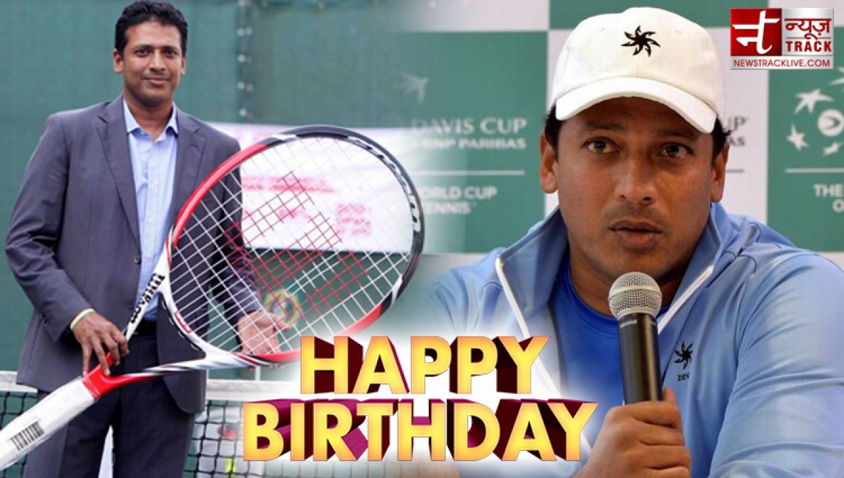 Birthday Special: This star player gave a distinct identity to tennis in India