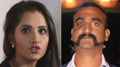 Pakistan's controversial ad on pilot Abhinandan, this is how Sania Mirza reacted
