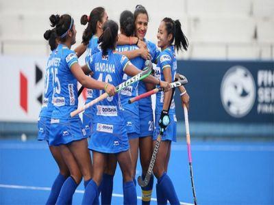 FIH Series Finals: Indian women's hockey team defeats Japan in final
