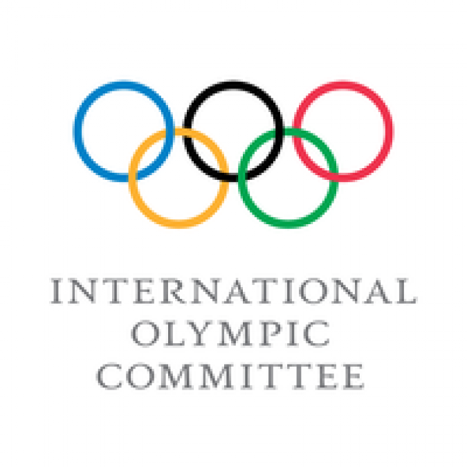 The international federation got suspended by the Olympic Committee!