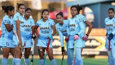 The women's hockey team received these assurances from the Sports Minister