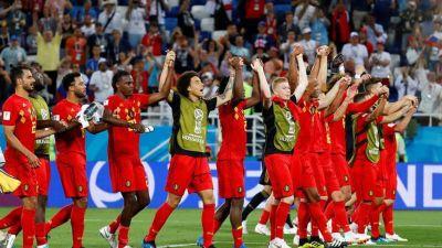 फीफा: बेल्जियम इंग्लैंड पर भारी पड़ी