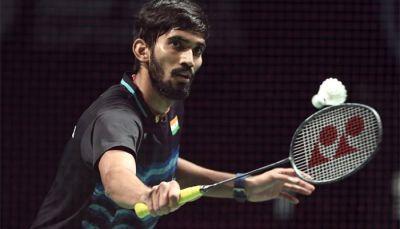 श्रीकांत ने किया इंडिया ओपन बैडमिंटन टूर्नामेंट के फाइनल में प्रवेश