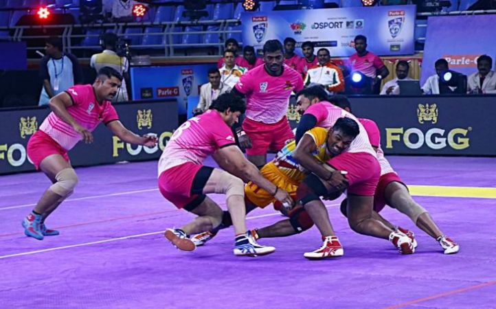 आईपीकेएल : पांडिचेरी प्रीडेटर्स को हराकर मुम्बई चे राजे ने हासिल की रोमांचक जीत