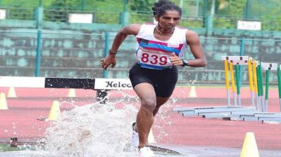 Maheshwari sets national junior record in 3000m steeplechase