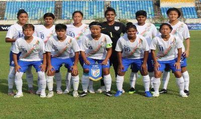 महिला फुटबॉल: भारतीय टीम ओलंपिक क्वालीफायर्स के दूसरे दौर में पहुंची