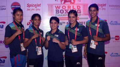 महिला युवा विश्व चैंपियनशिप: फाइनल में पहुंची पांच भारतीय खिलाड़ी