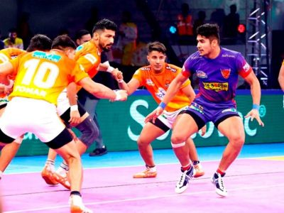 PKL 2019: Puneri Paltan lost the match, out of the title round