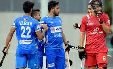 Men's hockey: India beat Spain 5-1, Harmanpreet remains the hero of the victory