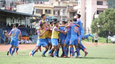 SAFF U18 Championship: पहली बार चैंपियन बनीं भारतीय टीम