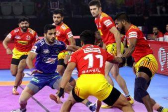 PKL 2019:  गुजरात को हराकर हरियाणा ने प्लेऑफ में बनाई जगह