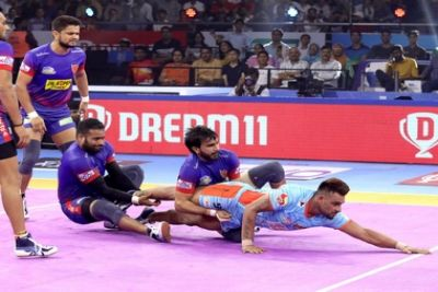 PKL 2019: Bengal Warriors beats Dabang Delhi, U Mumbai defeats Tamil Thalaivas