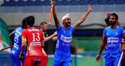 Hockey: India defeated Belgium, won all matches