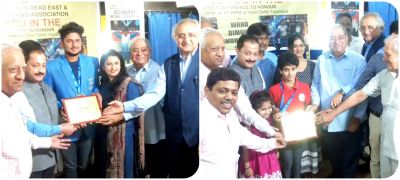 Kick Boxing: Faridabad's Monal wins a gold medal, CM felicitated