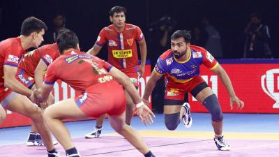 PKL 2019: UP Warrior makes it to the playoffs with a stunning win over Dabang Delhi