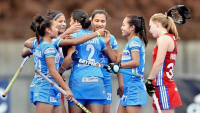 Women's Hockey: India and Britain play out a draw in final match