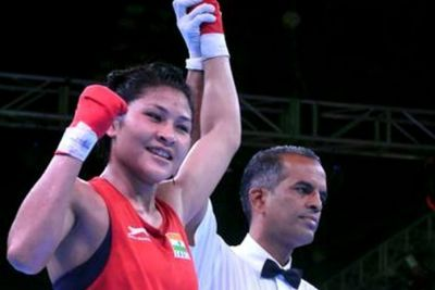 World Women's Boxing: Sweety Boora made it to pre-quarterfinals