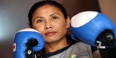 Women Boxing Championship: Former champion Sarita Devi dropped out of the championship