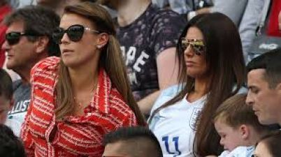 When wives of these star footballer confronted each other in front of 1.3 million viewers ...