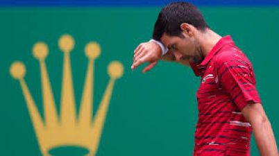 Shanghai Masters: This young player defeats Tennis legend Novak Djokovic