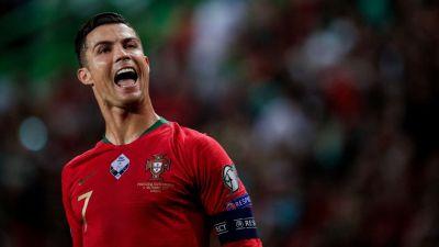 Euro Football Qualifier: इतिहास रचने के करीब क्रिस्टियानो रोनाल्डो
