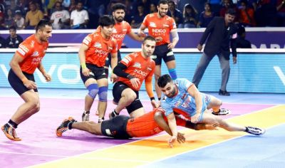 PKL 2019 :  बंगाल वॉरियर्स ने यू मुम्बा को हराकर फाइनल में किया प्रवेश