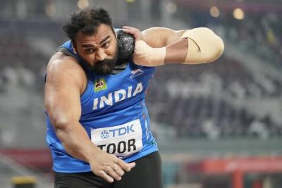 National Open Athletics Championship: Tejinder missed Olympic mark despite breaking national record