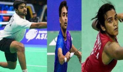 PV Sindhu, Sameer Verma, Sai Praneeth knocked out of Denmark Open