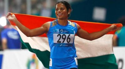 Due to this, Dutee Chand could not perform well in the World Athletics Championships