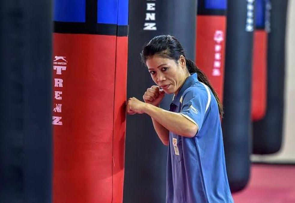 Mary Kom advises star shooter Abhinav Bindra to stay away from boxing