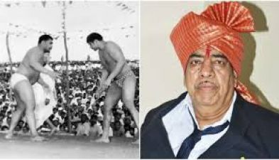 This veteran wrestler conferred with Dhyan Chand award died
