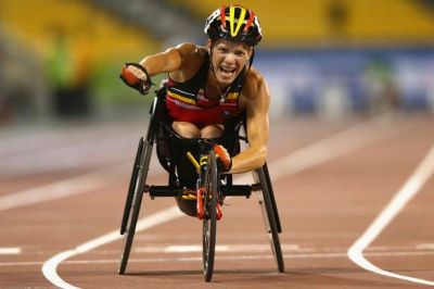 This Paralympian champion from Belgium took euthanasia at the age of forty