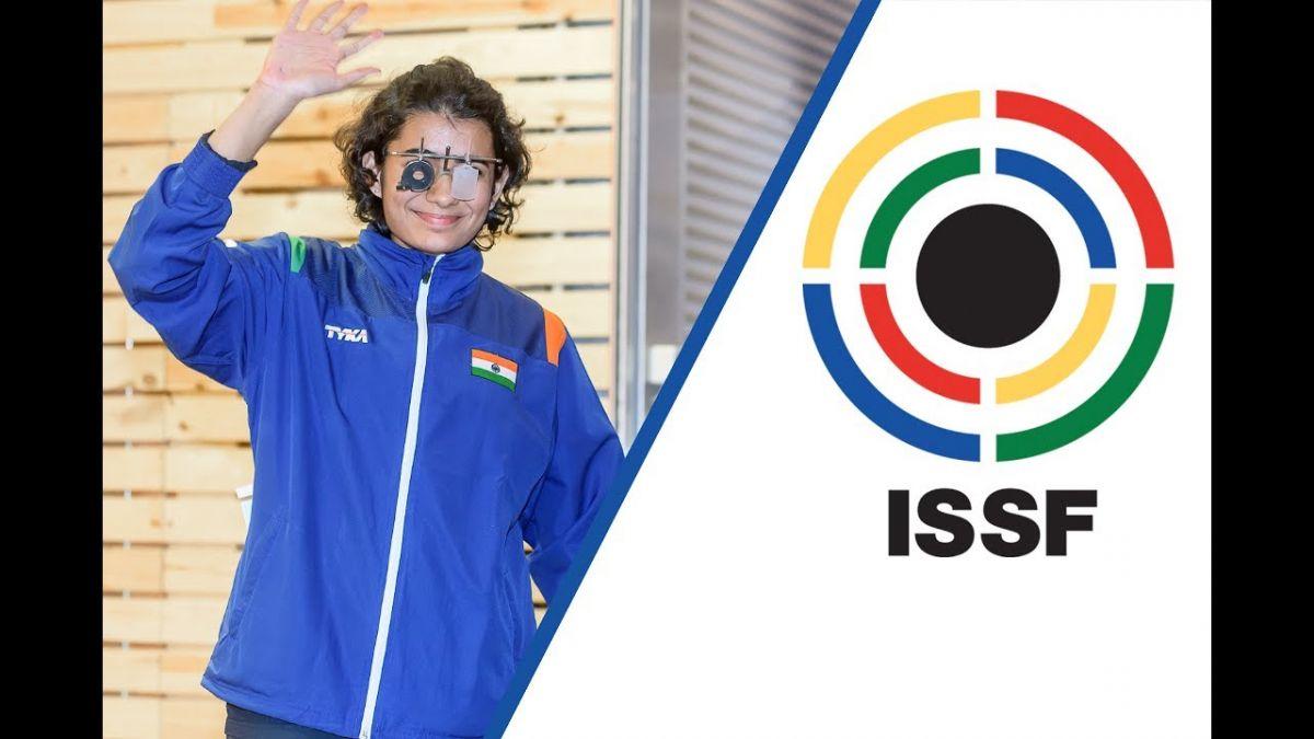 ISSF World Cup 2019: Yashaswini Deswal wins 10m Air Pistol gold