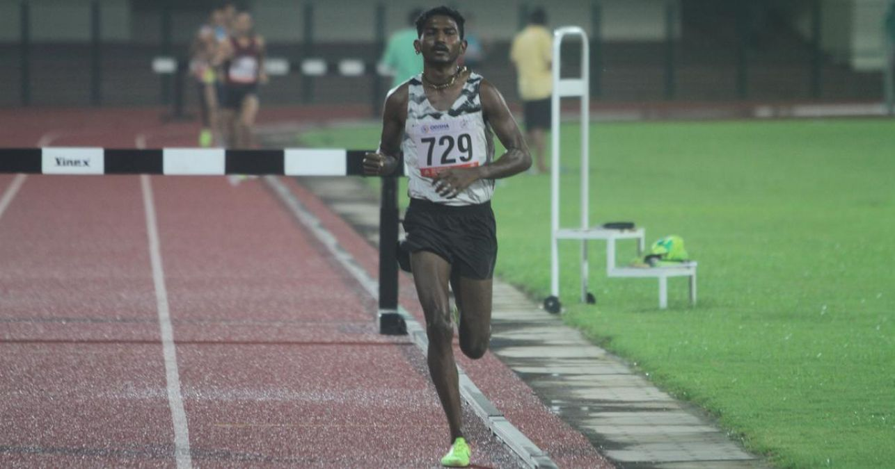 Interstate Championships: Avinash Sable and Murali Sreeshankar won gold medals