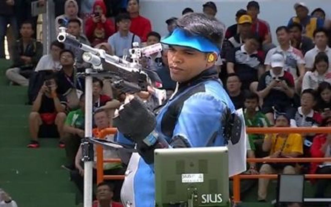 ISSF World cup: Deepak Kumar could not get an Olympic quota