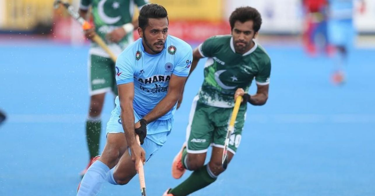 Hockey: FIH to conduct match between India and Pakistan in Europe