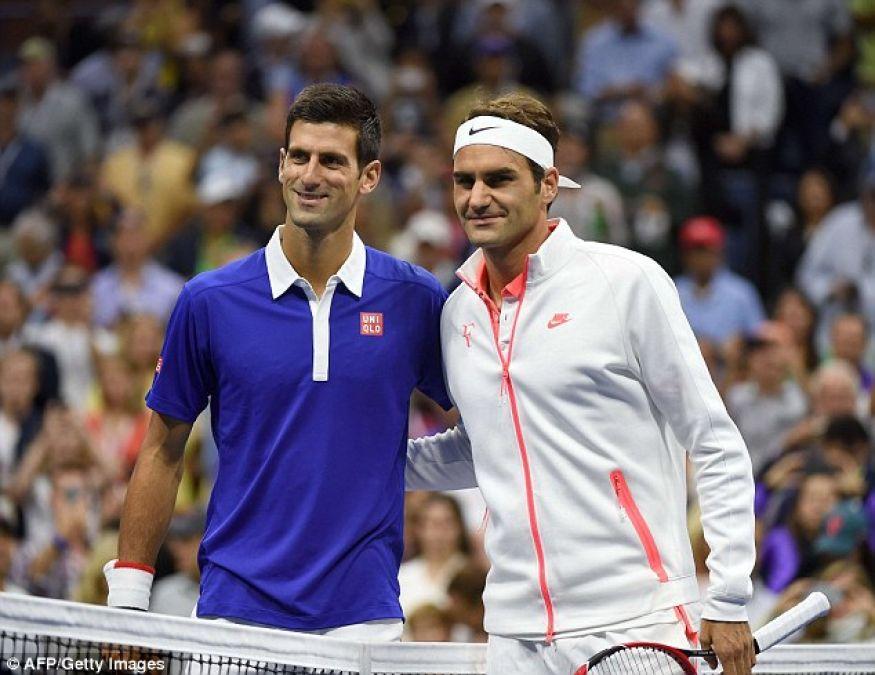 US OPEN: Novak Djokovic and Roger Federer reached pre-quarterfinals