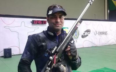 ISSF World Cup: Sanjeev Rajput wins the silver medal, Said  this after the match