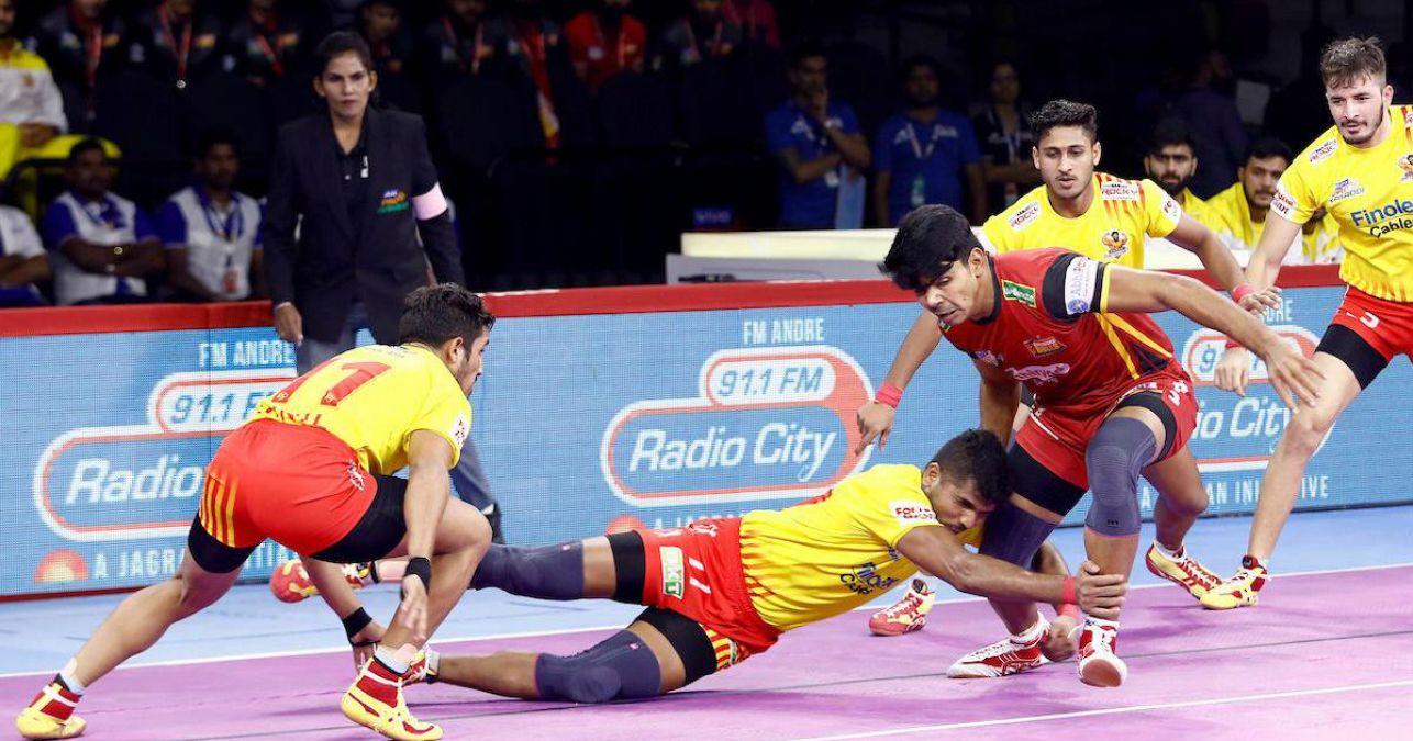 PKL 2019: Gujarat defeated Bengaluru and U Mumba defeated Jaipur