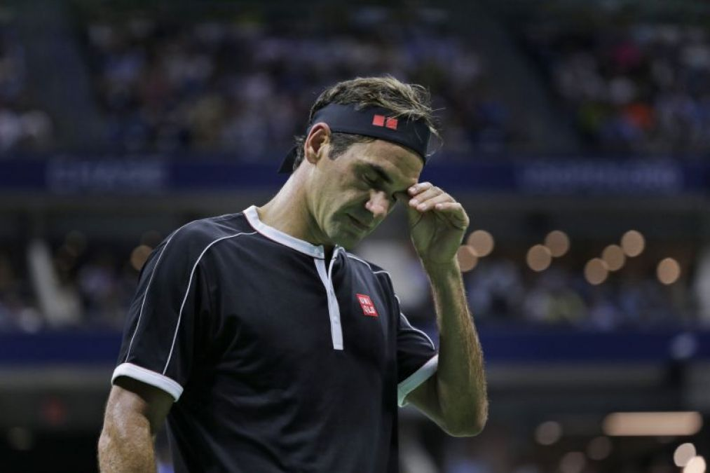 US Open: Federer lost in the quarterfinal, dream of winning the 21st Grand Slam remains unfulfilled