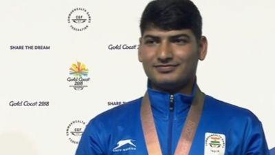 शूटिंग वर्ल्ड कपः भारत के प्रकाश मिथारवाल ने गोल्ड जीतकर रचा इतिहास